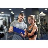 Academia para Musculação
